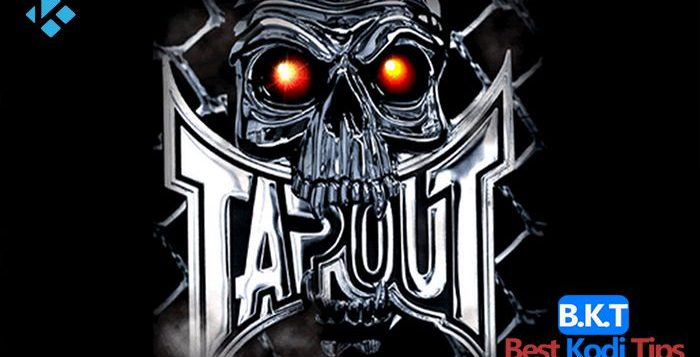 How to Install Tapout Addon on Kodi