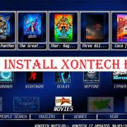 How to Install Xontech Kodi Builds