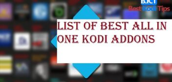 Best All In One Kodi Addons for January 2019