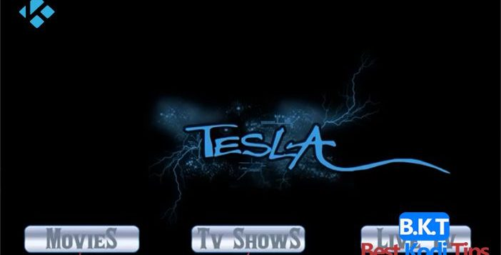 How to Install Tesla Build on Kodi