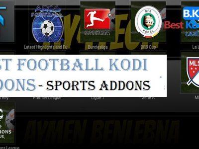 Best-Football-Soccer-Kodi-Addons