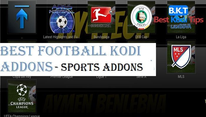 Best-Football-Soccer-Kodi-Addons