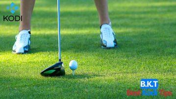 Best Kodi Golf Addons