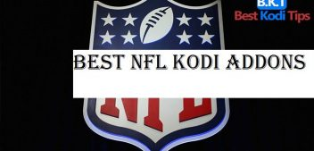 Best NFL Kodi Addons November 2018
