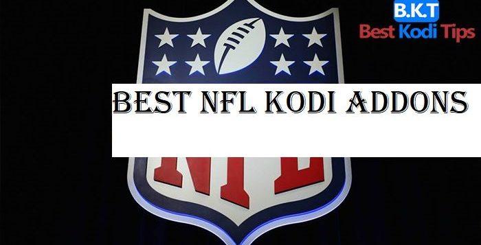 Best NFL Kodi Addons March 2019
