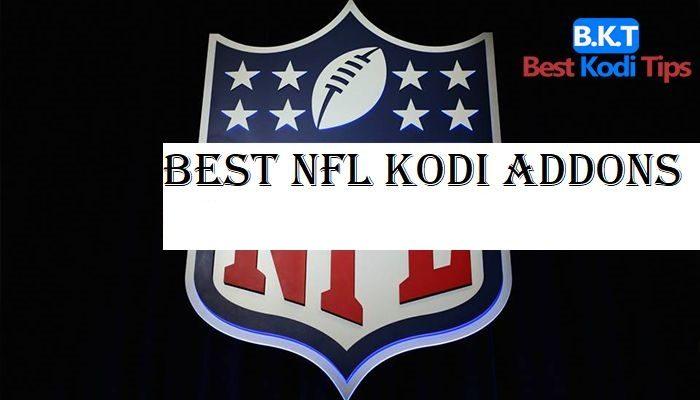 Best-NFL-Kodi-Addons