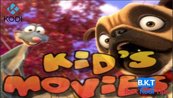 How To Install Kids Movies Kodi Addon