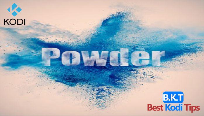 How To Install Powder Kodi Addon