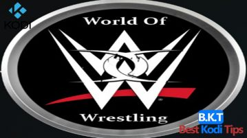 How To Install World of Wrestling Kodi Addon