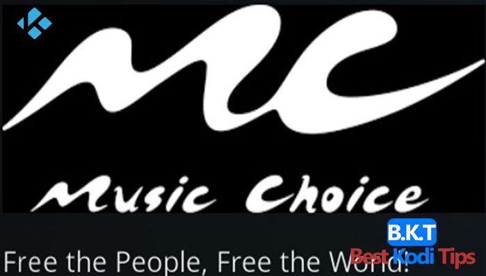 How to Install Music Choice Kodi Addon