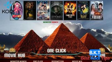How to Install Ancient Egypt on Kodi