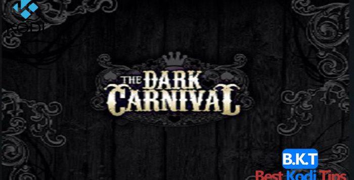 How to Install Dark Carnival Kodi addon