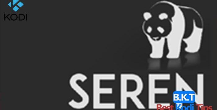 How to Install Seren Addon on Kodi