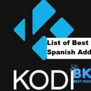 List of Best Kodi Spanish Addons Spanish Kodi Addons 2020