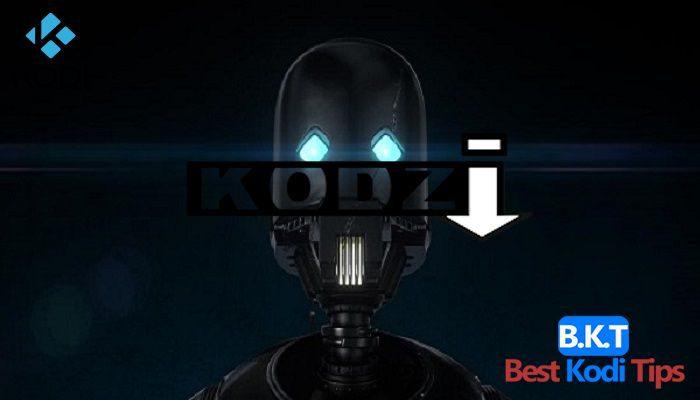 How to Install Kodzi Addon on Kodi