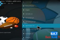 How to Install Sportowa TV Kodi Addon