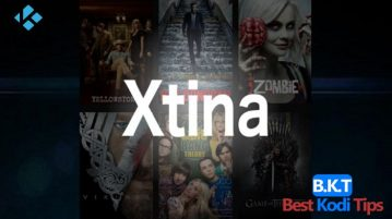 How to Install Xtina Kodi Addon