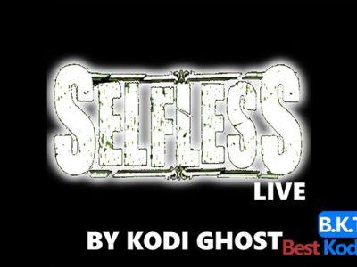 How to Install Self Less Live Addon on Kodi