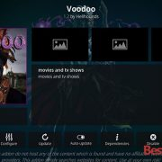How to Install Voodoo on Kodi