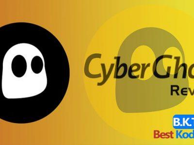 cyberghost vpn review by bestkoditips