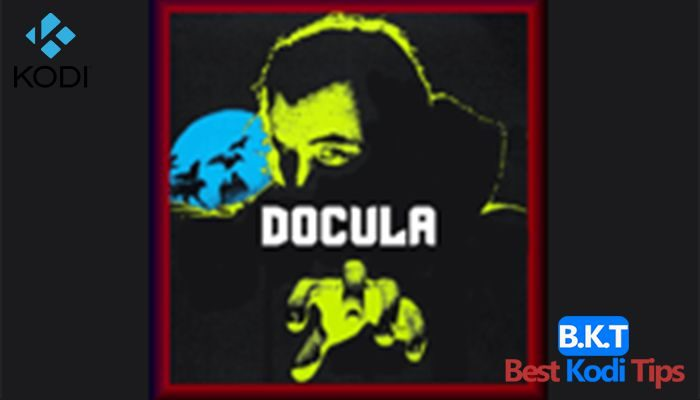 How to Install Docula on Kodi