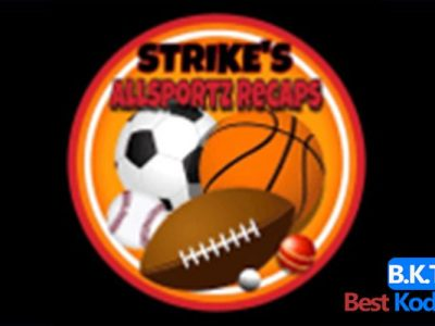 How to Install Strikes Allsportz Recaps on Kodi
