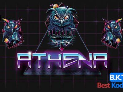 How to install Athena on kodi