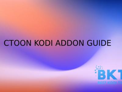 How to Install Ctoon Addon on Kodi