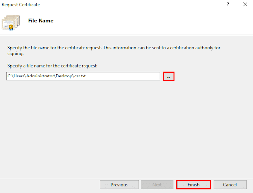 how to install ssl on windows server