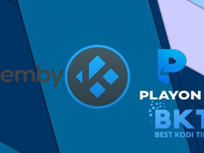 Comparison of Kodi, PlayOn, and Emby - Similarities and Differences