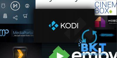 List of Best Kodi Alternatives for Unlimited Free Streaming