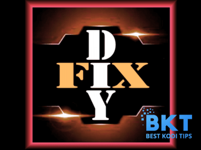 How to Install Diy Fix Addon on Kodi 17 & 18 Leia
