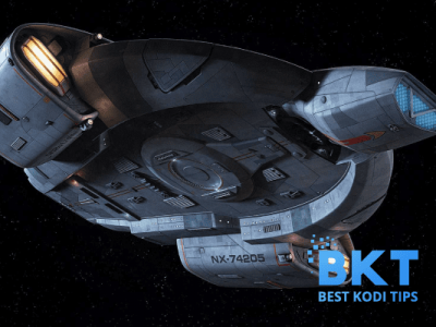 How to Install The Uss Defiant Addon on Kodi