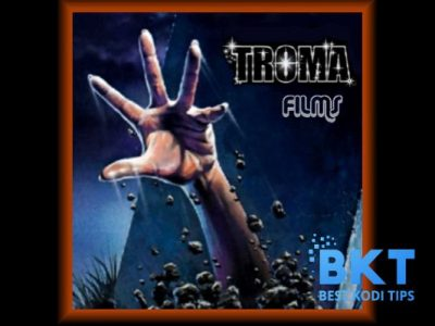 How to install Troma Films bestkoditips.com