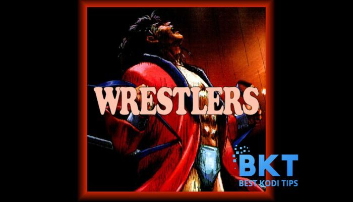 How to install Wrestlers bestkoditips.com