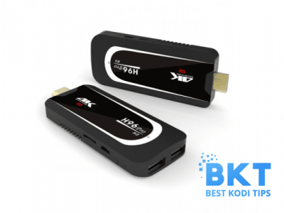 A Brief Review on H96 Pro Stick Kodi Box