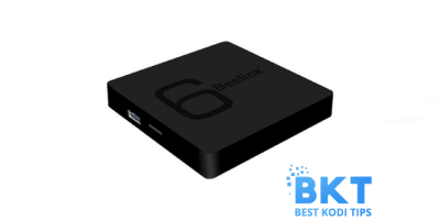 Beelink GS1 6K TV Box for Kodi - Complete Review (Design, Functionality)
