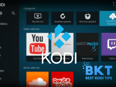 Kodi Builds Enhances your Internet Viewing Experience