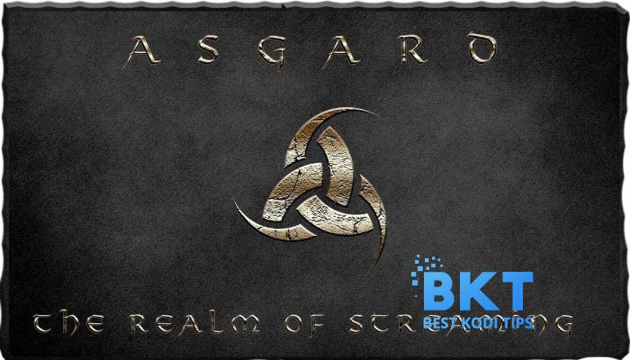 How to Install Asgard Addon on Kodi