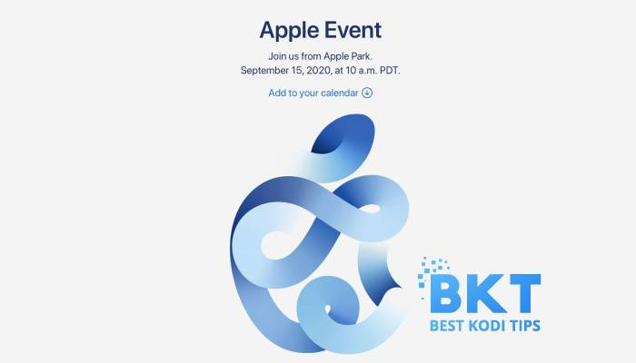 Apple is All Set for Its September 15 Event Time Flies, iPhone 12 Not Expected