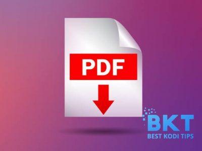 Best PDF Compressor Online to Reduce PDF File Size to 100 KB - BestKodiTips