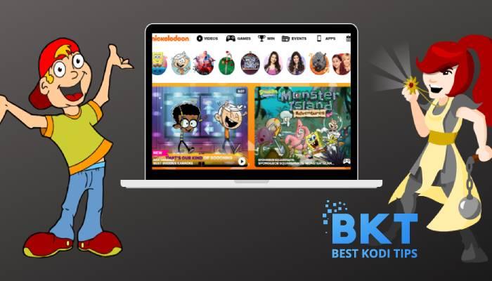 Best Websites To Watch Cartoons Online For Free in Legal Way - BestKodiTips