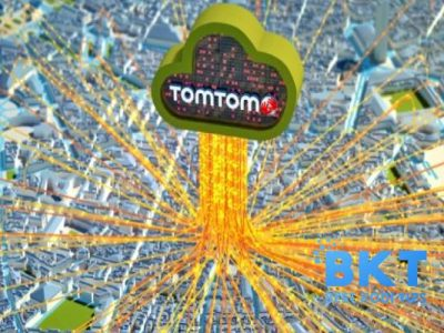 TomTom Maps On Huawei AppGallery as Google Maps Alternative