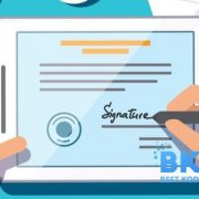 What are the Benefits of Using Wet Ink Signature for Business