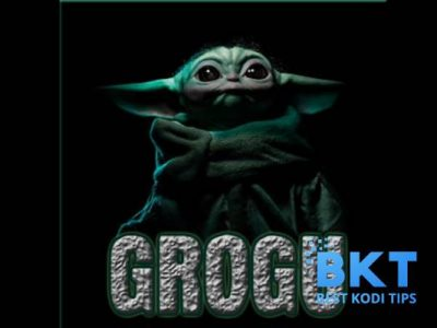 how to install Grogu on kodi