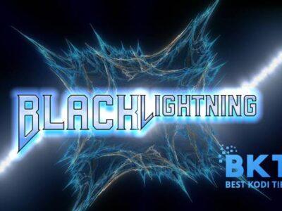 How to Install Black Lightning Addon on Kodi 19 Matrix