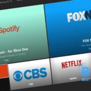 Streaming Apps for Xbox One