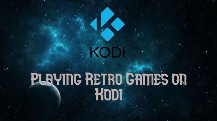 The Ultimate Guide on Playing Retro Games on Kodi