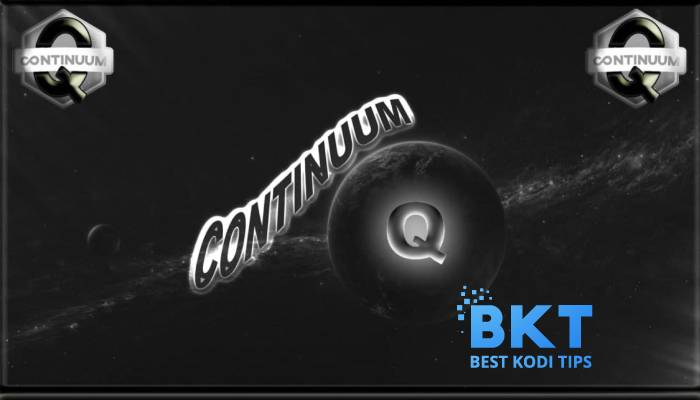 Install Q Continuum Addon on Kodi