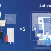 Automation vs Manual Testing